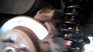 rear strut replacement ford explorer 2002 2005 mercury mountaineer install remove replace