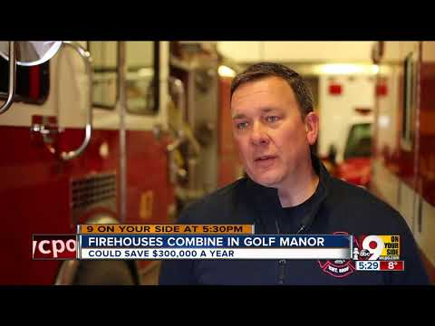 Golf Manor funds fire department without raising taxes