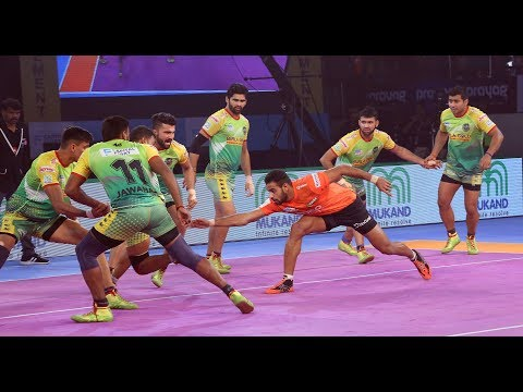 Pro Kabaddi 2018 Highlights | Patna Pirates vs U Mumba | Hindi