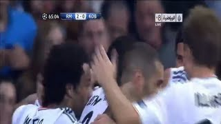 Real Madrid vs FC Copenhagen 4-0 - Goals & Highlights Champions League HD 2013 2.10.2013