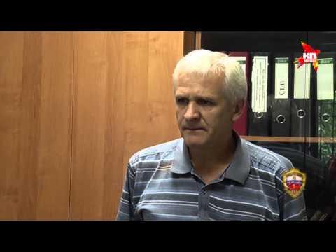 Полицейские задержали жителя Подмосковья, который поджег иномарку