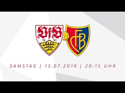 Live ab 20:15 Uhr: FC Basel - VfB Stuttgart