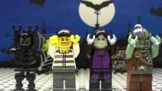 Bad Guys LEGO Animation