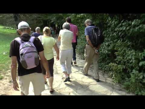 My Croatia Holiday Videos 2015  - 2,  Rab  Island, The Plitvice Lakes Tour
