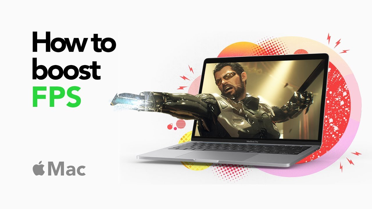 Mac Gaming Boost Fps With These 6 Methods Youtube