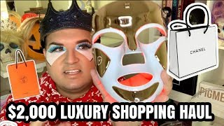 $2,000 LUXURY SHOPPING HAUL