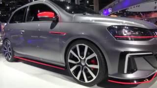 VW GOL GT CONCEPT.SALÓN SP 2016