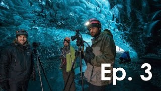 Video Photographing The World BTS ep 3: The Glacier Ice Cave download MP3, 3GP, MP4, WEBM, AVI, FLV Juni 2018