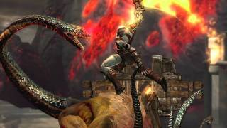 The Chimera (In game version) -Ω- God Of War III Soundtrack ♫