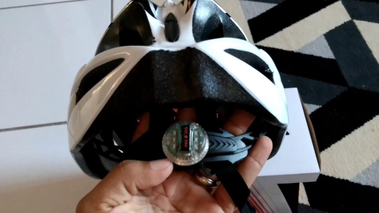 cef313e4f Capacete Absolute - Capacete para Ciclistas - YouTube