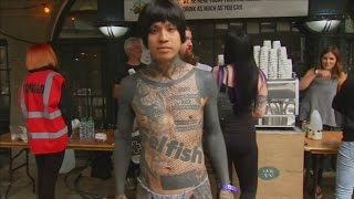Tattoos take over London this weekend
