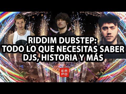 RIDDIM DUBSTEP: TODO LO QUE NECESITAS SABER|DJS, HISTORIA Y MÁS