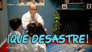 Cámara oculta de niños en El Hormiguero - Karate Kid