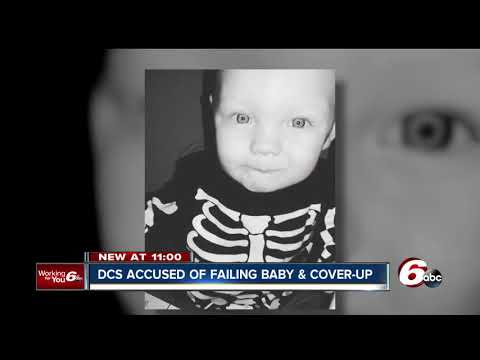 Uncle of Anderson toddler files lawsuit against DCS after his death claiming they failed his nephew