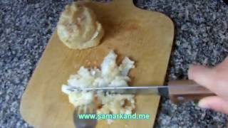 Шурпа Видео рецепт \ Samarkand cuisine - Shurpa (Soup with meat and vegetables), Video recipe