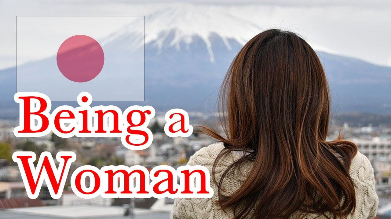 Being a Woman in Japan (Documentary Series Pt.1/2)