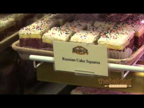 New Orleans Bakery Russian Cake