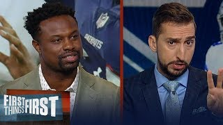 Dak lacks the arm strength & accuracy to be a tremendous QB - Bart Scott | NFL | FIRST THINGS FIRST