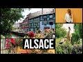 EXPLORING FRANCE: Alsace Region - Strasbourg, Colmar, Riquewihr & more