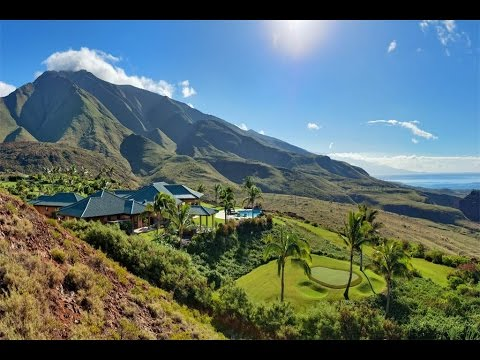 The Ultimate West Maui Estate in Lahaina, Hawaii