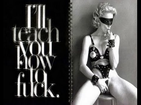 Madonna the sex book same