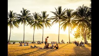 GOLDEN HOUR SUNSET - PORT DOUGLAS!