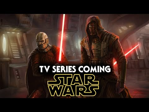 Star Wars Live Action TV Series Announced!! Exciting News (Official)