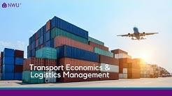 BUAtv: Faculty focus -  Transport Economics & Logistics Management
