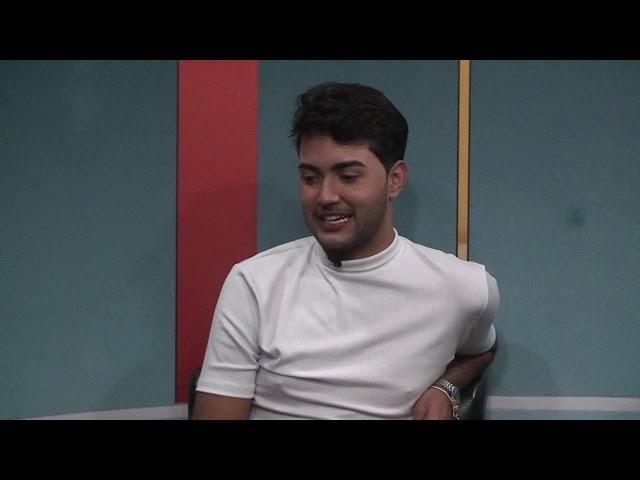 Studio 7Set TV Sete Lagoas - Beto Fernandino e Vitor Fernandes