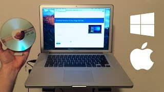 How to Install Windows 10 on a MacBook Pro with Boot Camp