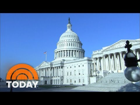 Government Shutdown Stretches Into Third Day   TODAY