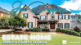 Cole Team Presents:  2155 Cascading Creek Ct Cumming, GA 30041