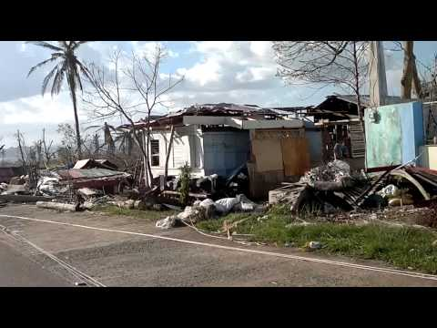 Ormoc City Yolanda Aftermath From City Proper to Barangay Salvacion 3 of 4
