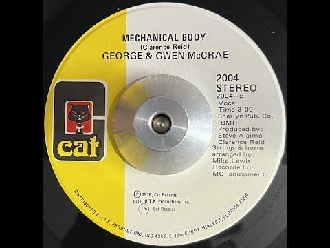 George and Gwen McCrae   Mechanical Body