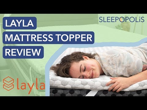 Layla Mattress Topper Review