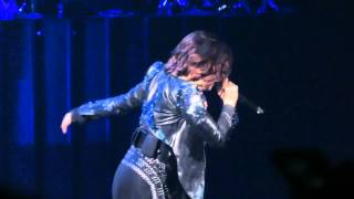 DEMI LOVATO - TWO PIECES - Demi World Tour, San Antonio, Texas