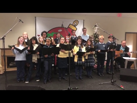 Continuing Joe & Michelle's Holiday Concert Series with Kingston Catholic School Choir!