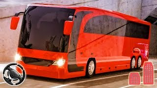 Coach Bus Driving Simulator 2020 - City Bus Free   Android Gameplay screenshot 3