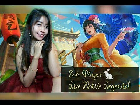Push rank solo..  Live Mobile Legends Bang Bang .!! thumbnail