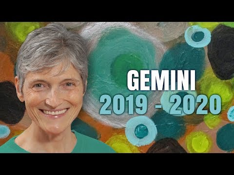 Gemini 2019 – 2020 Astrology  Annual Forecast