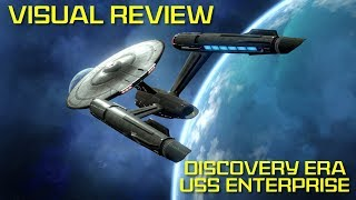 Visual Review | Discovery Era USS Enterprise | Star Trek Online