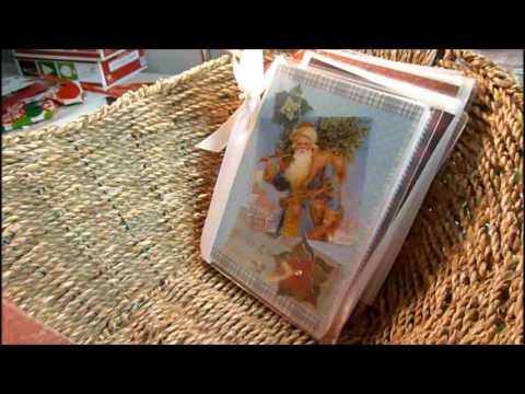 CRAFT FAIR/ BAZAAR SERIES #11 CHRISTMAS BRAG BOOKS PART 1
