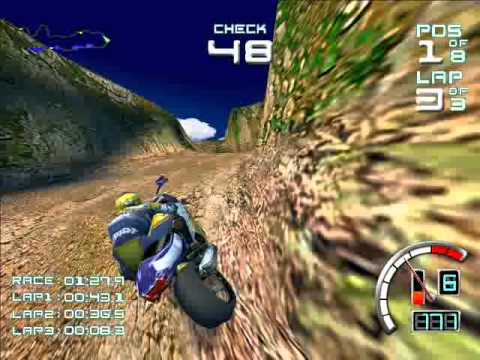 Suzuki Alstare Extreme Racing gameplay - YouTube