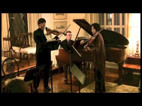 Rebecca Clarke: Dumka Duo Concertante for Violin and Viola, with Piano, 19401941