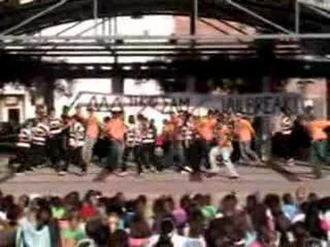 Miami University Bandstand 2007 Pi Kappa Phi, Tri Delt, SAM