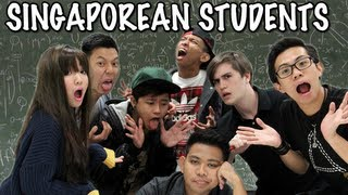 types of singaporean students