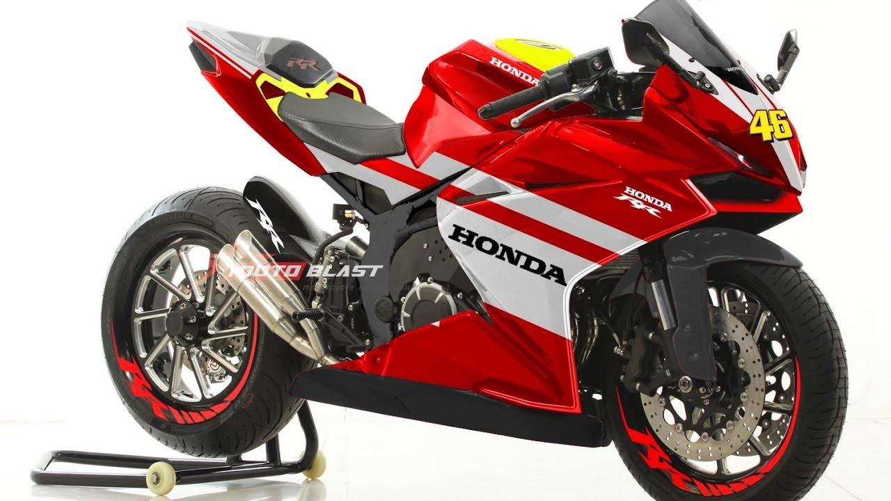 OTOMOTIF Modifikasi Sangar Honda CBR250RR Mantap Djiwa YouTube