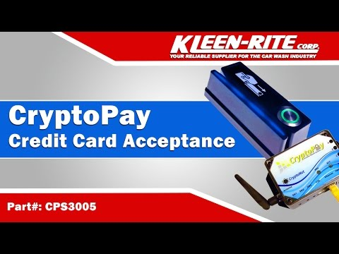 CryptoPay Credit Card Acceptance
