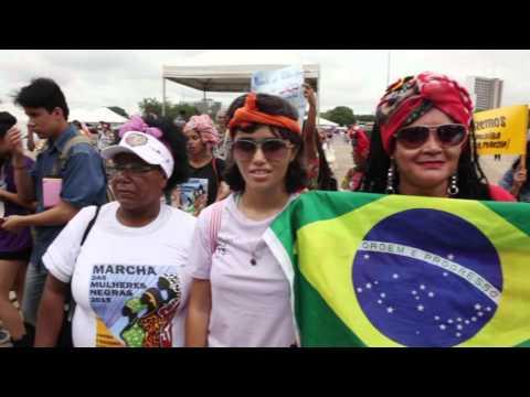 Black Women's March against Racism