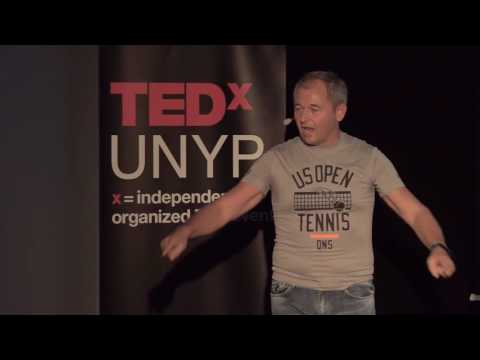 Learning from Buddha, Achieving High | Jan Mühlfeit | TEDxUNYP
